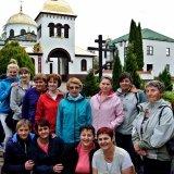 Wycieczki po Polesiu - klasztor w Jabłecznej