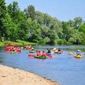 Spływ do Sławatycz z Pawluk