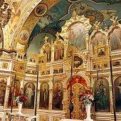 Wnętrze monastyru w Jabłecznej