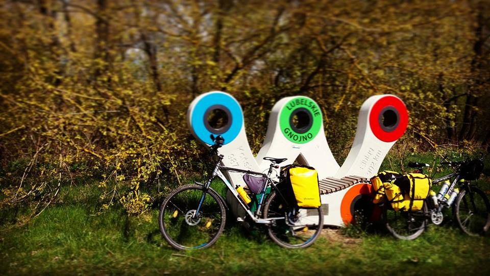 Szlak rowerowy Green Velo